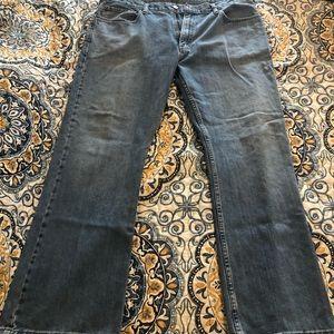 Levi Signature Bootcut Jeans 38x30